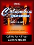 Columbia's Steak Express